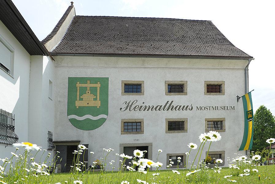 Mostmuseum St. Marienkirchen